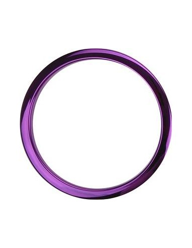 Bass Drum O's HCP6 Cerchio rinforzo cassa da 6 Cromato Purple