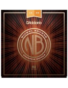 D'Addario NB1256 Nickel Bronze 12-56