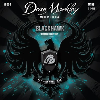 Dean Markley BlackHawk 11-49 Coated Elettrica