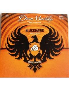 Dean Markley BlackHawk 12-53 Coated Acustica