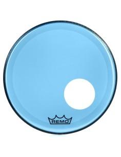 Remo P3-1318-CT-BUOH Powerstroke 3 Colortone Blue Risonante da 18