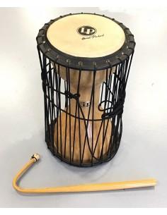 Latin Percussion Talking Drum 6X12 Usato