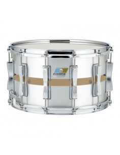 Ludwig LS1284XX45 Slotted Coliseum 14X8 Brushed Silver Limited Edition