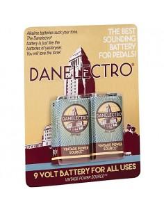 Danelectro DB2 Battery (Batteria 9V) 2 pz