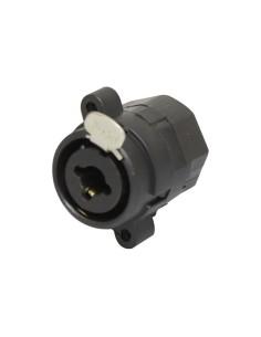 Bespeco XLR3FPJ Connettore combinato cannon/jack bilanciato da pannello