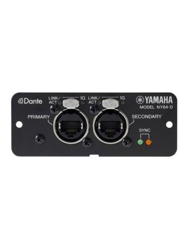 Yamaha NY64D Dante
