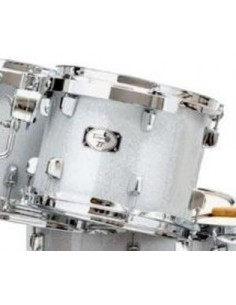 Tamburo T5 Tom 10X8 Silver Sparkle