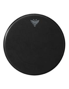 Remo SA-0813-ES - Black Suede Risonante per Rullante 13
