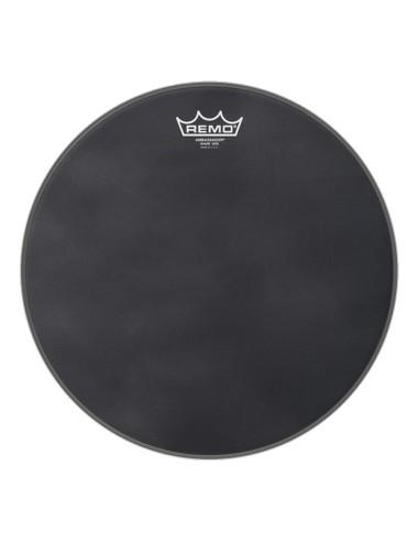 Remo SA-0814-ES Black Suede 14 Risonante
