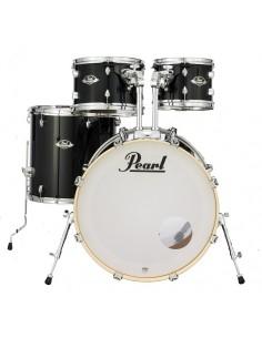 Pearl EXX725F/C31 Export Jet Black Shell Kit 22-10-12-14