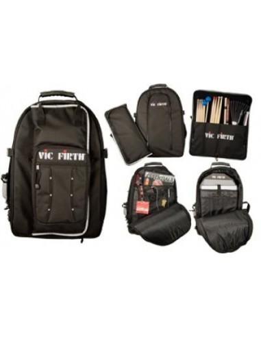 Vic Firth Vic Pack - zaino con portabacchette