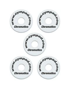 Cympad CS15/5-W Optimizer Chromatic Bianco Confezione 5 pz