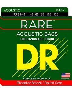 DR Rare RPB5-45 Basso Acustico 45-125