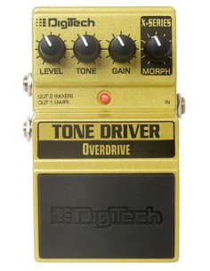 Digitech Tone Driver Overdrive