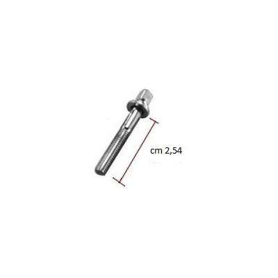 Dixon PATS-4F Confezione 10 Viti con Rondelle da cm 2,54