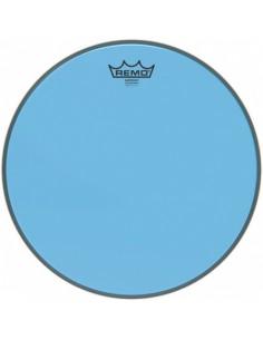 Remo BE-0314-CT-BU Emperor Colortone Pelle da 14 Blue
