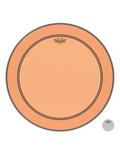 Remo P3-1326-CT-OG Powerstroke 3 Pelle per Grancassa da 26 Orange