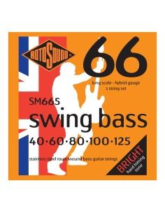 Rotosound SM-665 Swing Bass 66 muta per basso 40-125
