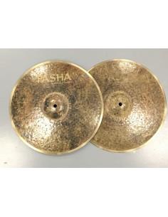 Pasha Vintage Custom Hi Hat 14 Usato