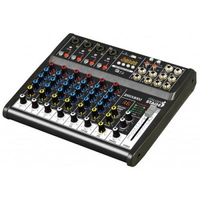 Italian Stage 2MIX8XU Mixer Bluetooth