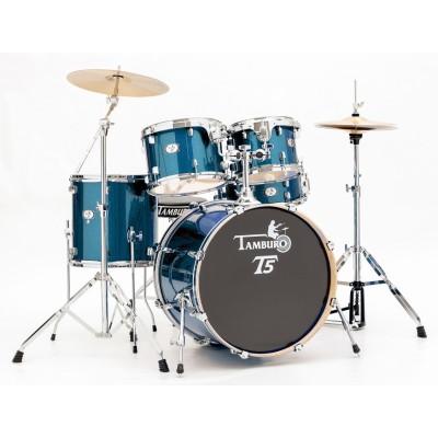 Tamburo T5 T5P20BLSK Blu Sparkle