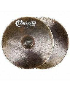 Bosphorus Master Vintage Series Hi Hat 15 OFFERTISSIMA FINE STOCK!!!