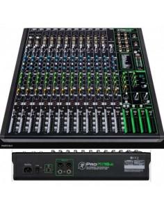 Mackie ProFX16v3 Mixer USB 16 Canali con Effetti Professionali