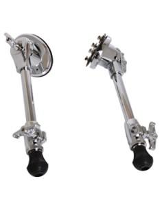 Dixon PDZS-A3-SP coppia piedi per grancassa