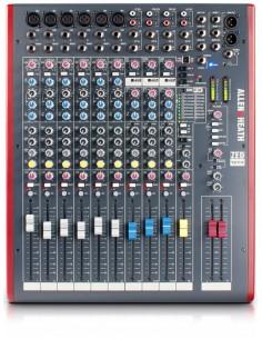 Allen&Heat ZED12 FX Mixer USB 12 ingressi con effetti