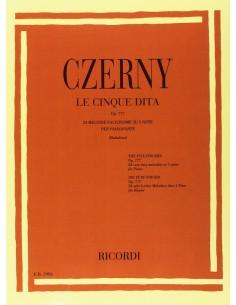 Czerny Carl - Cinque Dita op.777