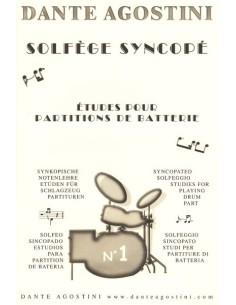Dante Agostini - Solfège syncopé - Volume 1