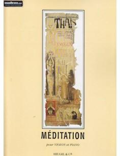 Thais Meditation pour Violon et Piano