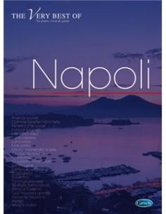 Very best of Napoli - Raccolta con spartiti