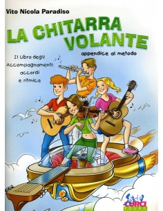 Vito Nicola Paradiso - La Chitarra Volante Appendice al Metodo