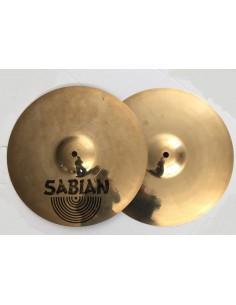 Sabian AAX Stage Hats 13 Usato