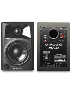 M-Audio Studiophile AV32 coppia di monitor da studio 10W
