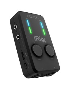 IK-Multimedia iRig Pro Duo I/O