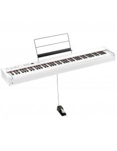 KORG D1-WH Piano Digitale Bianco