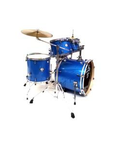 Tamburi T5 T5S18BLSK Blue Sparkle Batteria Completa con Cassa 18