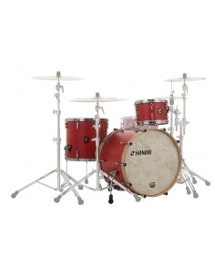SONOR SQ1 320 Set NM HRR Hot Rod Red