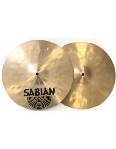 Sabian HHX Groove Hats 14 Usato