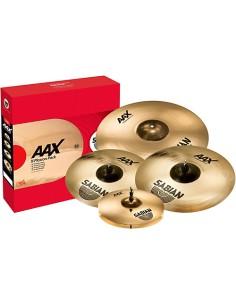 Sabian AAX X-Plosion Set 2500587XB