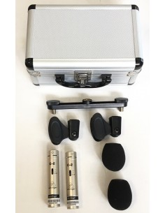Behringer C2 Coppia di Microfoni a Condensatore con Accessori Usati