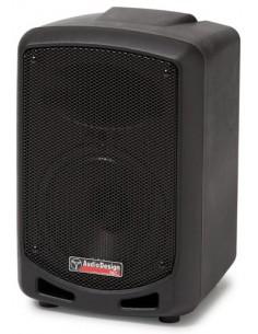 Audiodesign M1 7W/L CASSA AMPLIFICATA 60W DIFFUSORE ATTIVO A BATTERIA CON MICROFONO