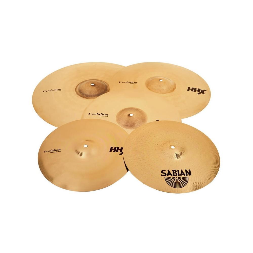 Sabian HHX Evolution Special Set Dave Weckl