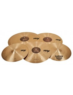Sabian HHX X-Treme Groove Set