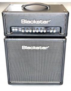Blackstar HT5 + HT112 Testata con cassa Usata