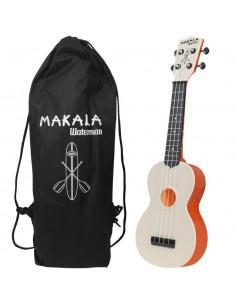 Kala MK-SWT/OR Ukulele Soprano con Borsa