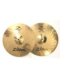 Zildjian Z Custom Hi Hat 14 Usato