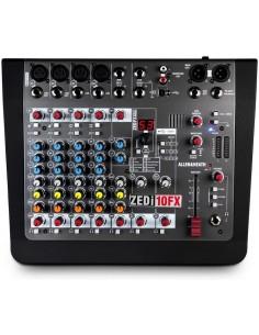 Allen & Heat ZEDi 10FX Mixer USB 10 ingressi con effetti